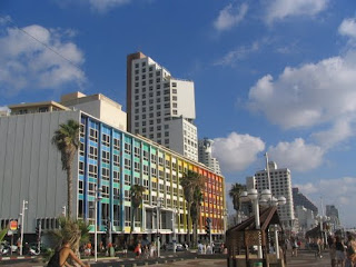 Lovely Travel Around the World RTW -family activities Budget Travel The Dan Tel Aviv Hotel