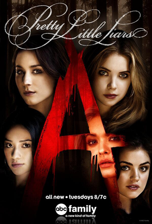 Pretty Little Liars Season 6 2015 poster