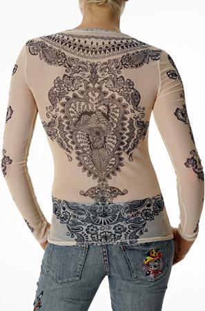 Sabe a Sugus: Tattoo Clothes