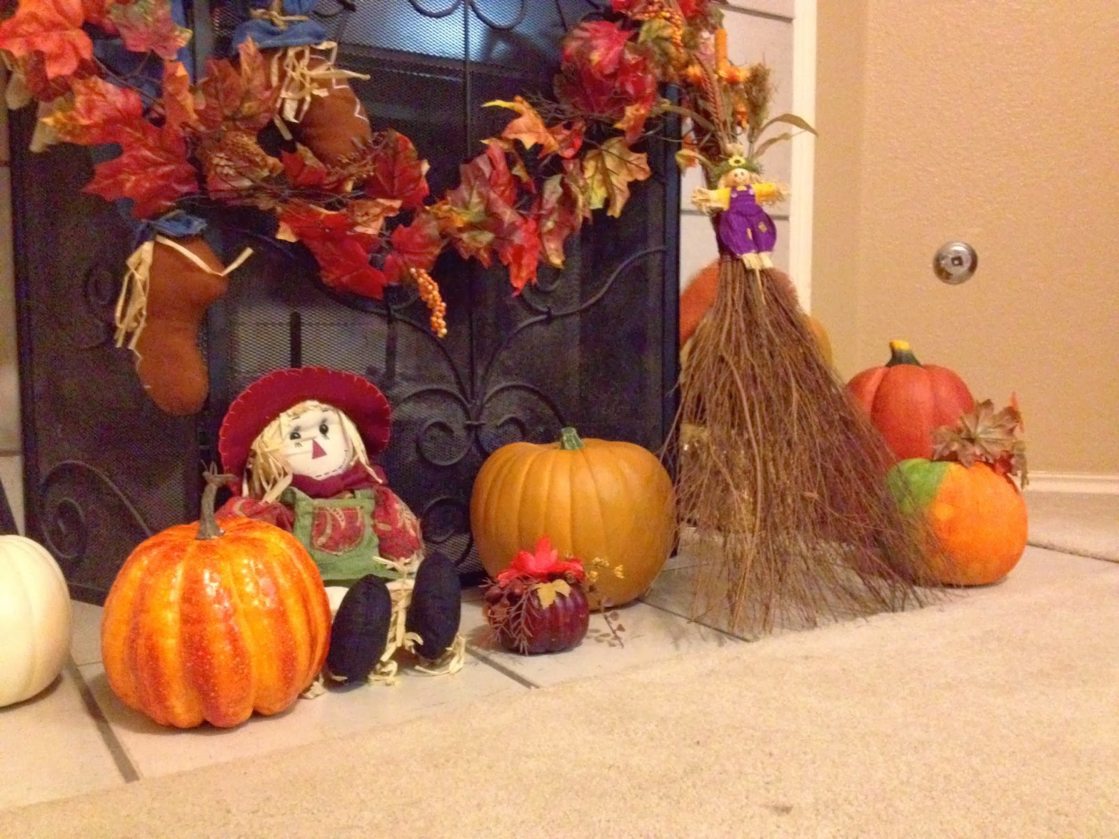 my autumn u0026 thanksgiving decor