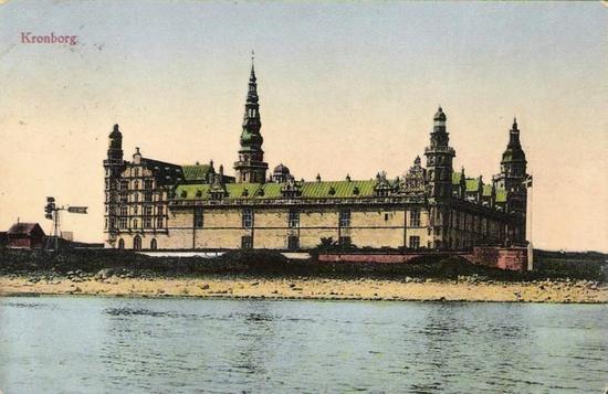 Kronborg slot - Danmark