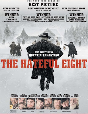 The Hateful Eight [2015] [NTSC/DVDR-Custom SCR] Ingles, Subtitulos Español Latino
