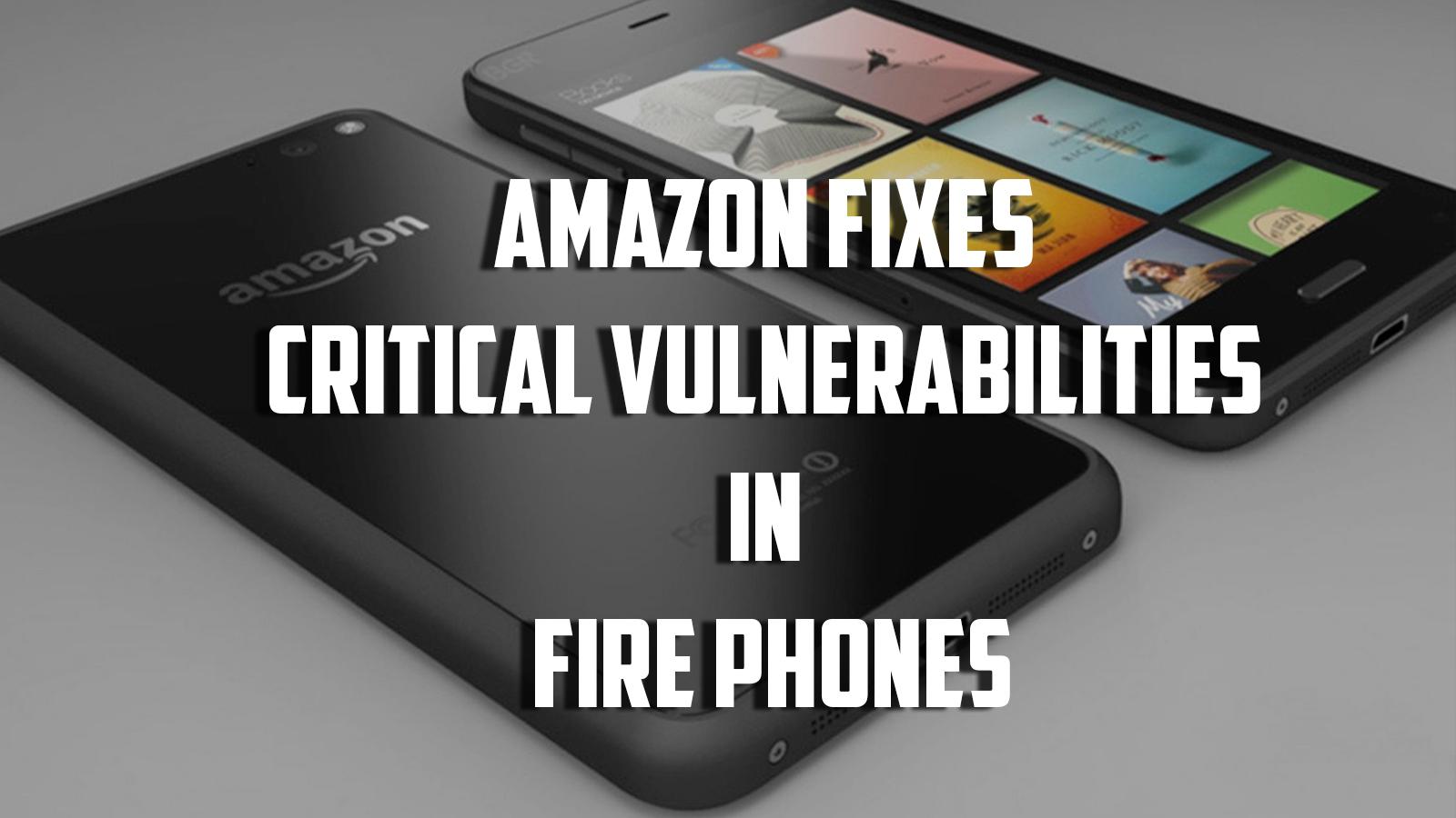 amazon vulnerability
