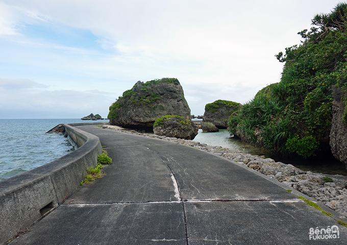 Ôgamijima, Okinawa