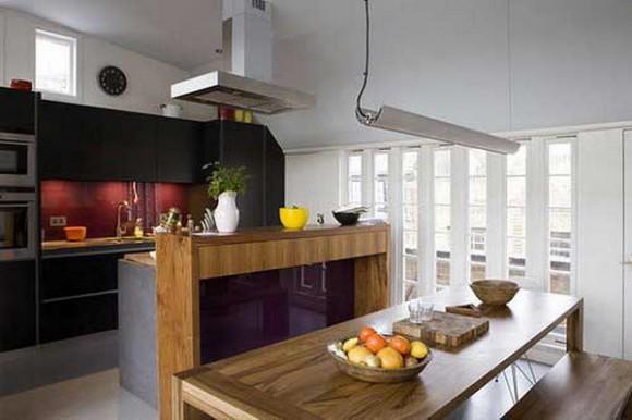 Remodelación de la Cocina con Inspiración Moderna   Cómo Diseñar ...