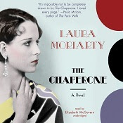 Cover of The Chaperone by Laura Moriarty
