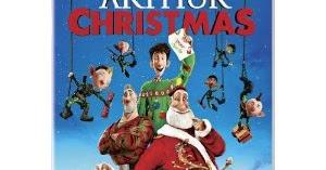 review of arthur christmas on dvd lille punkin - Arthur Christmas Dvd