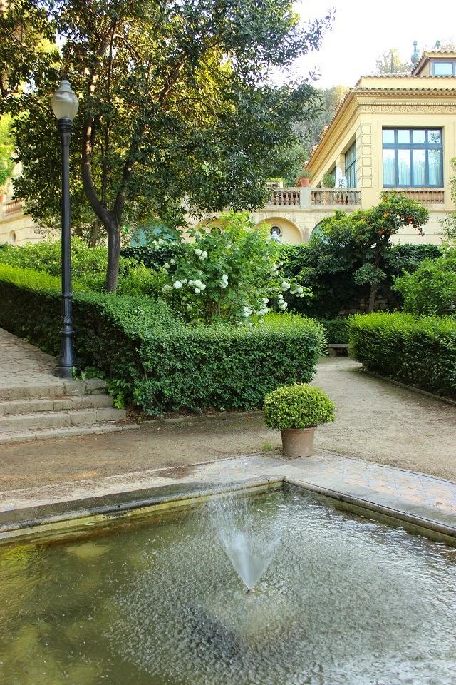 El blog de ana h abril 2014 for Jardines laribal