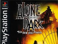 Game Ps1 - Alone In The Dark The New Nightmare