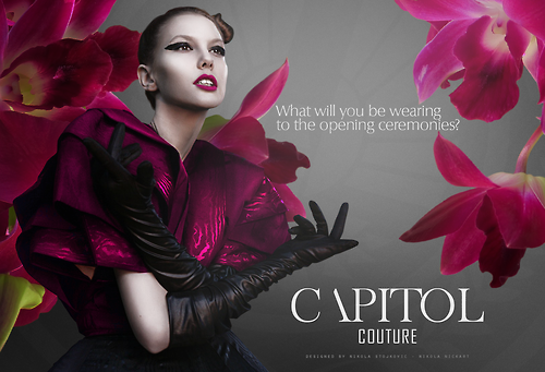 Hunger Games Catching Fire Capitol Couture