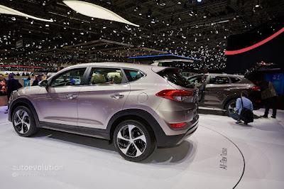 2016 Hyundai Tucson Specs Concept Review