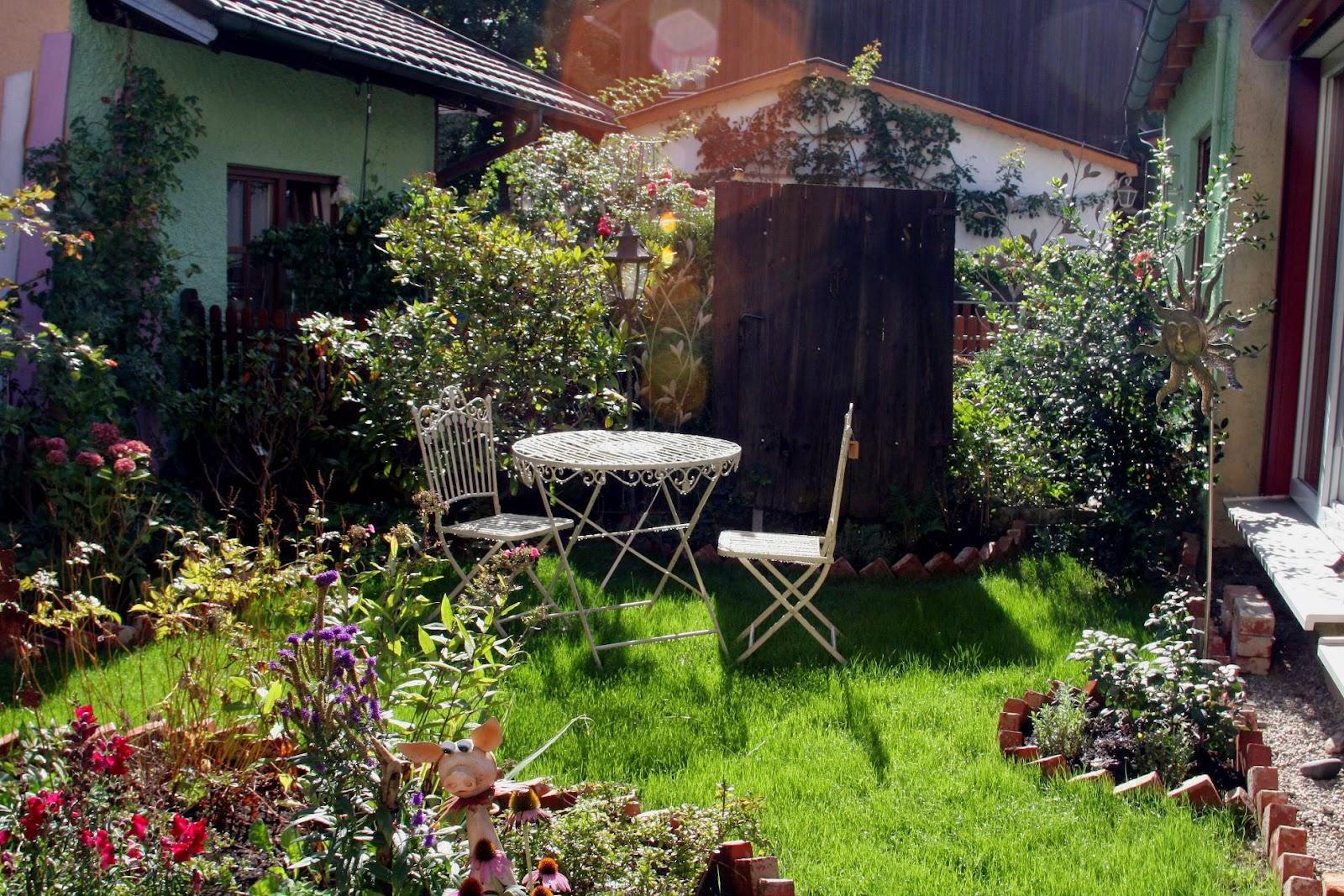 Naturwesen im Garten