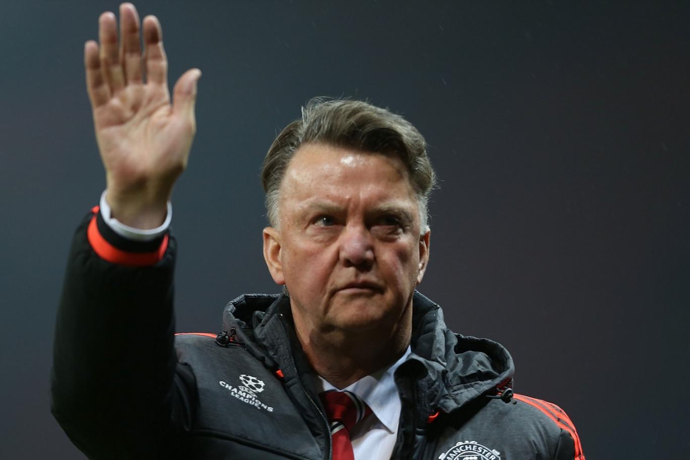 Van Gaal Sebut MUMemiliki Modal Juarai Liga Champions