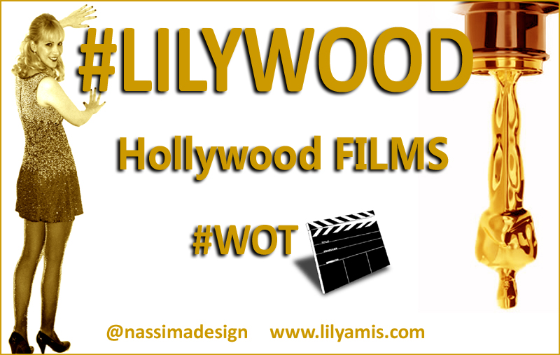 #Lilywood #WOT Movie List
