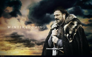 winter is coming, Game of Thrones, Ned Stark, HBO