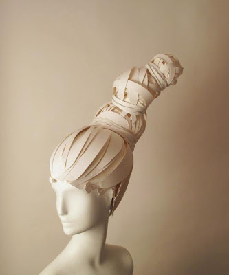 Creative Paper Eyelashes and Cool Paper Wigs (10) 5