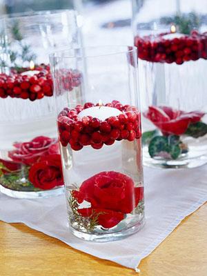 romantica 3 Decoração Romântica na Sala de Jantar