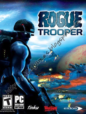 Free Download Games - Rogue Trooper