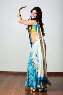Samantha   Show In Half Saree latest stills (11).jpg