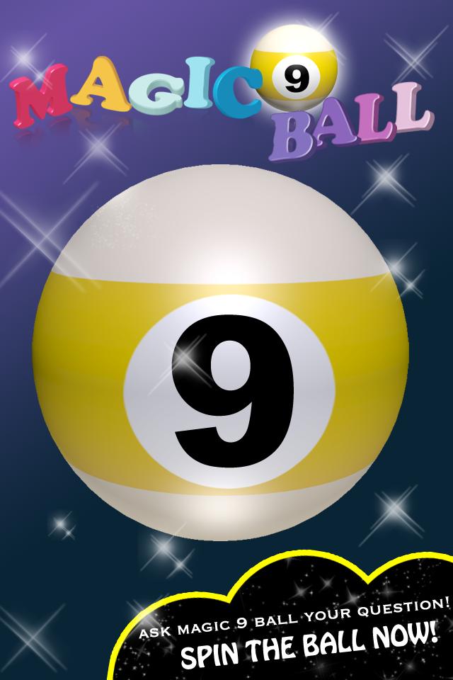 Ask magic 9 ball