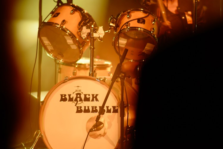 concert, le chabada, photos, black bubble