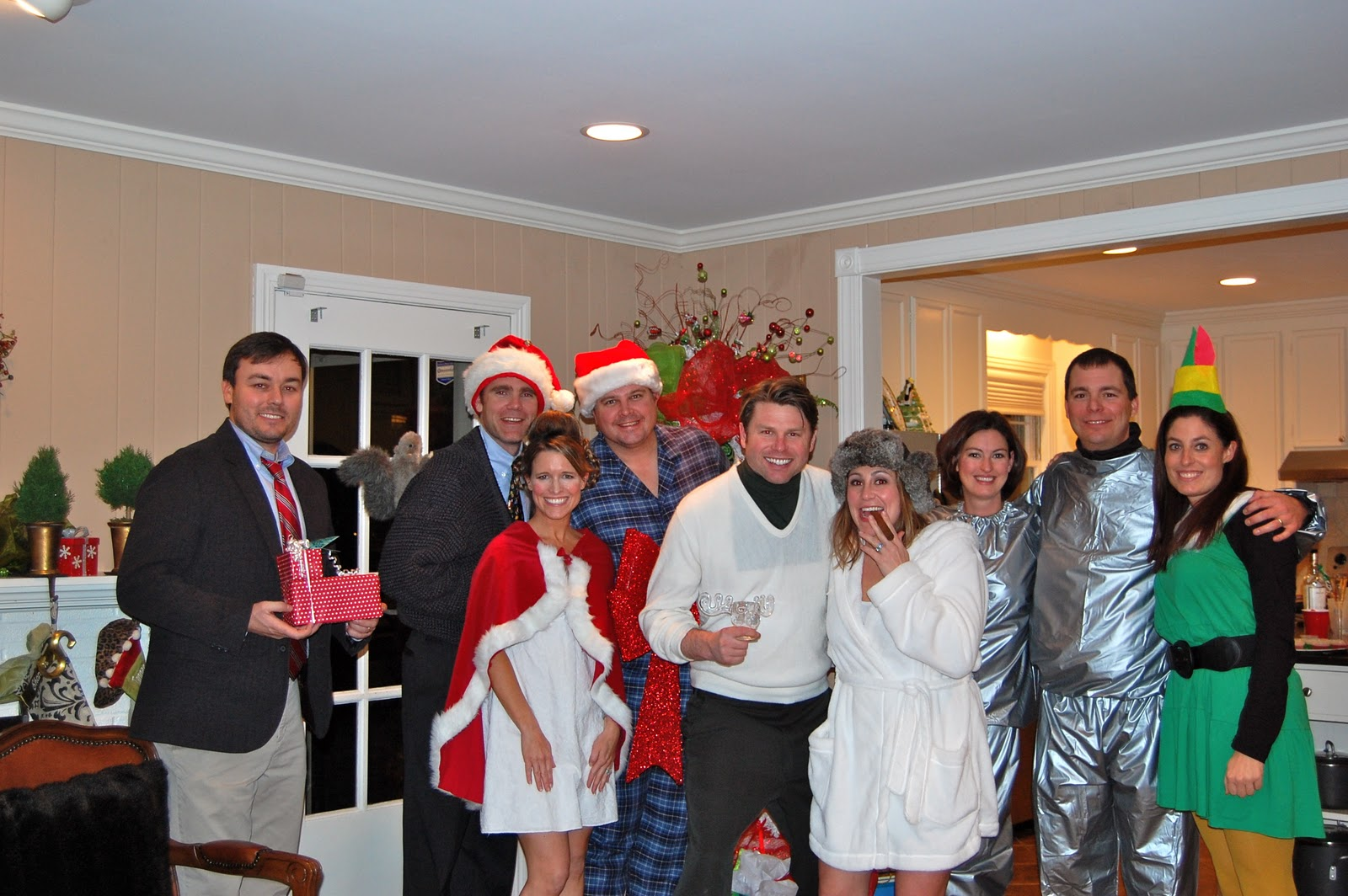 Beautiful Christmas Vacation Party Ideas Part - 8: Something Different Than An Ugly Sweater Party.