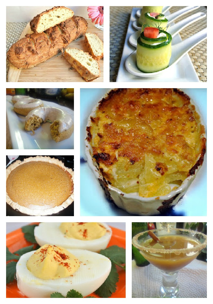Mom, What's For Dinner?: Gluten-Free Thanksgiving Recipe Round-up