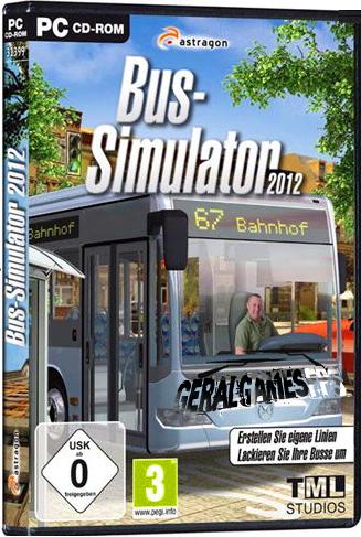 Bus Simulator 2012 (PC) Download Completo
