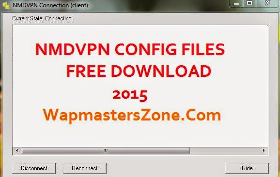 nmdvpn config files 2015 free download