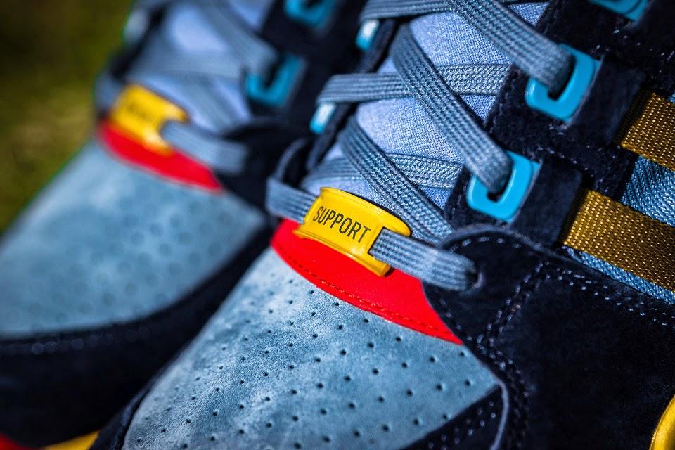 Packer Shoes x adidas Originals EQT Running Support