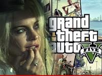 Lindsay Lohan Tuntut Pembuat Game GTA 5