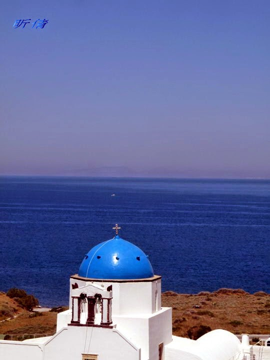 圣托里尼岛,希腊 ~ Santorini Island (Greece)