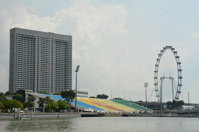 Singapore River Cruise formula one