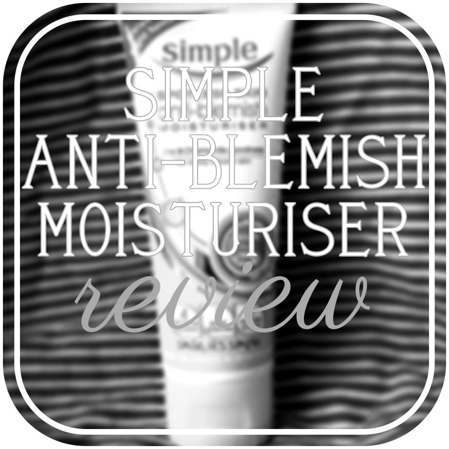spotless daily moisturiser