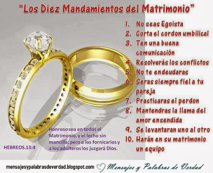 Matrimonio Cristiano Biblia : Mensajes y palabras de verdad matrimonio cristiano