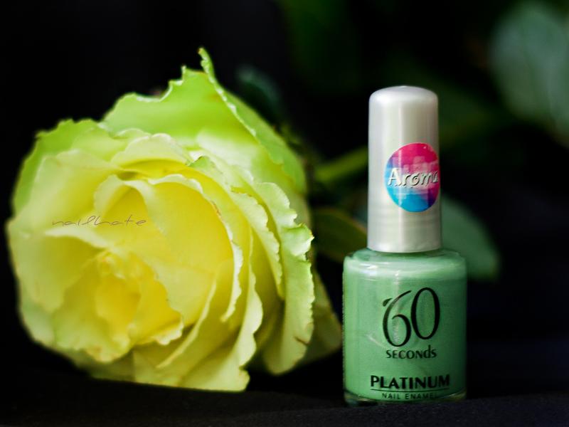 Platinum collection 60 Seconds Aroma #58