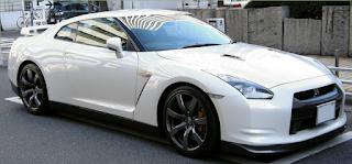 Race Car 2014 Nissan GT-R schreiben und Daten