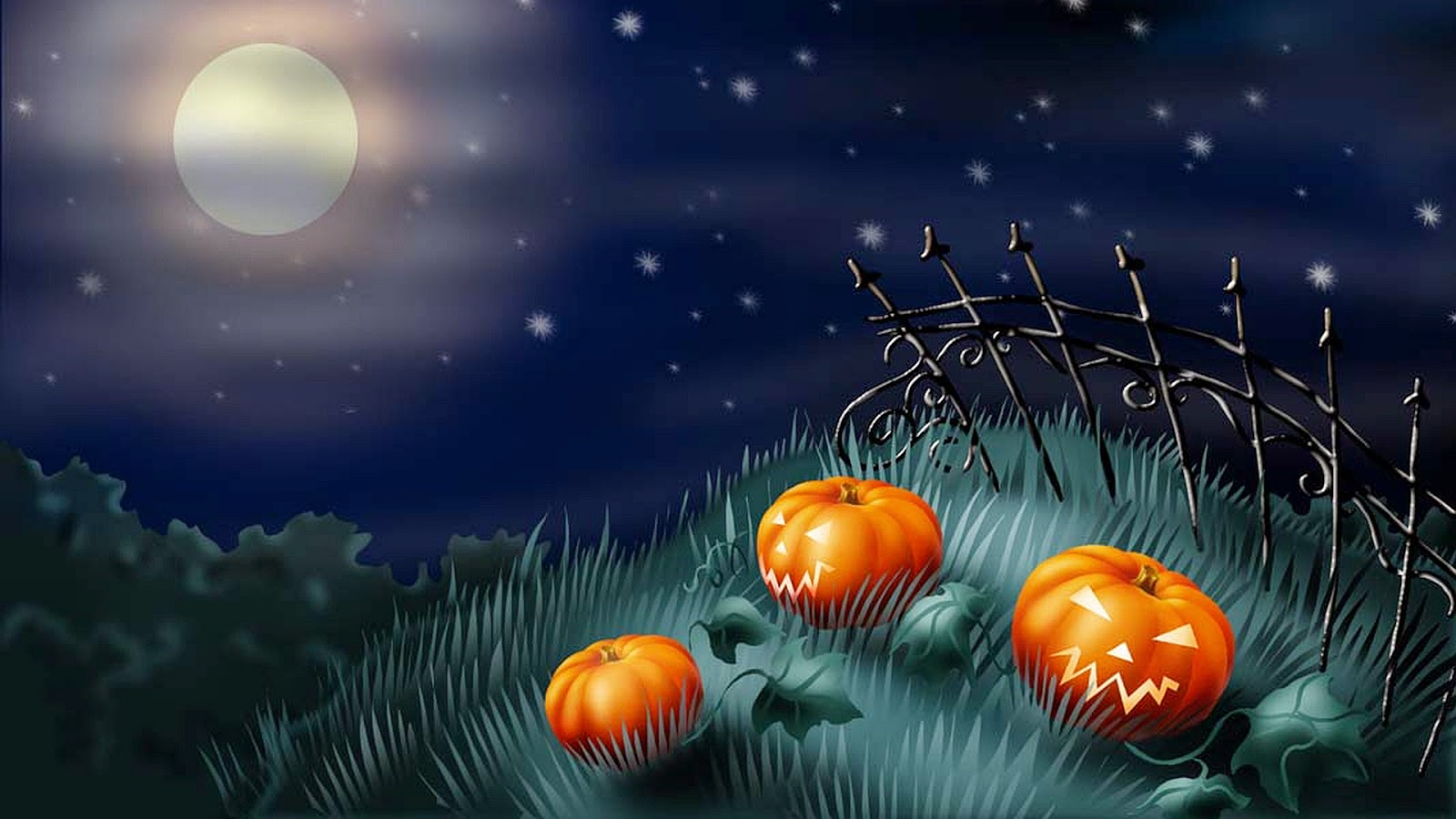 Happy Halloween 2014 - Beautiful wallpapers collection 2014