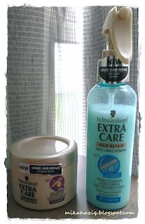 produk penjagaan rambut