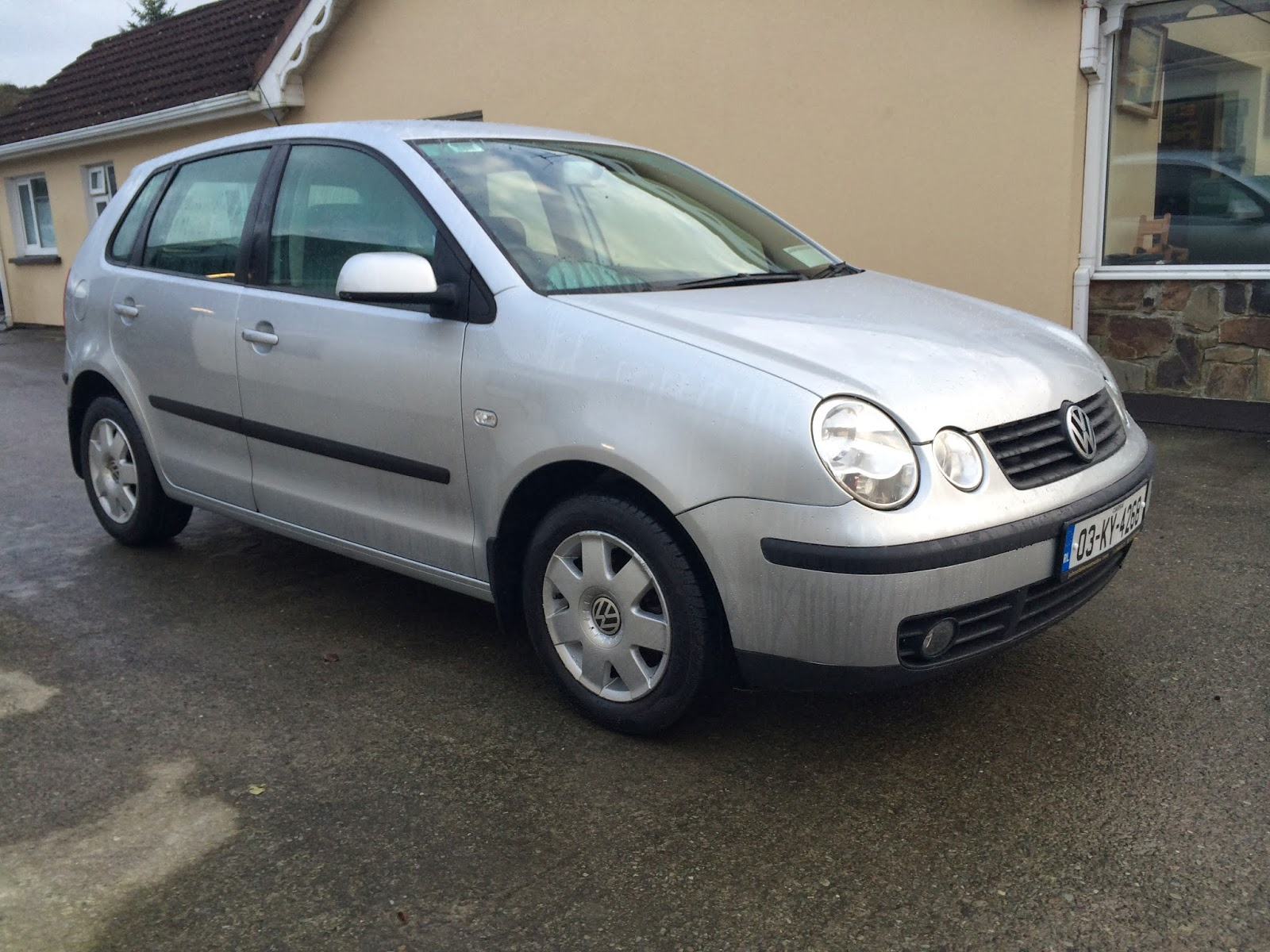 john o brien car sales clonakilty 2003 volkswagen polo 1. Black Bedroom Furniture Sets. Home Design Ideas