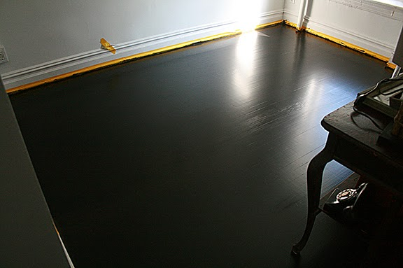 Dustless Floor Staining NY