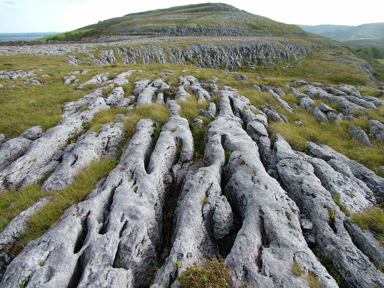 Cliffs and Burren make 100 Great Geosites List