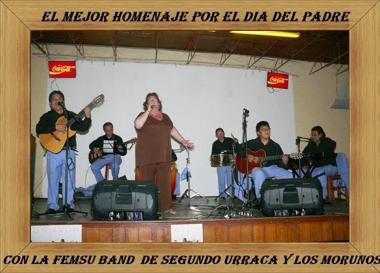 la Femsu Band De Segundo Urraca y Los Morunos