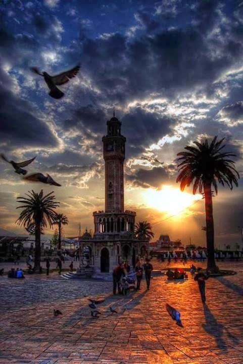 Depresif Ayunun İzmiri