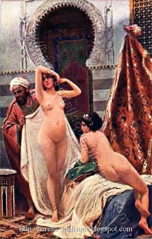 порно наложницы гарема в бане