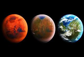 Как сделать из Марса Землю