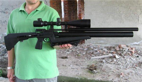 Пневматическая винтовка своими руками фото 669