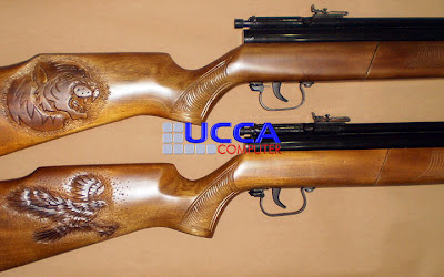 Sharp Panther Hunter Long Barrel Art Ucca Puter Banjarnegara
