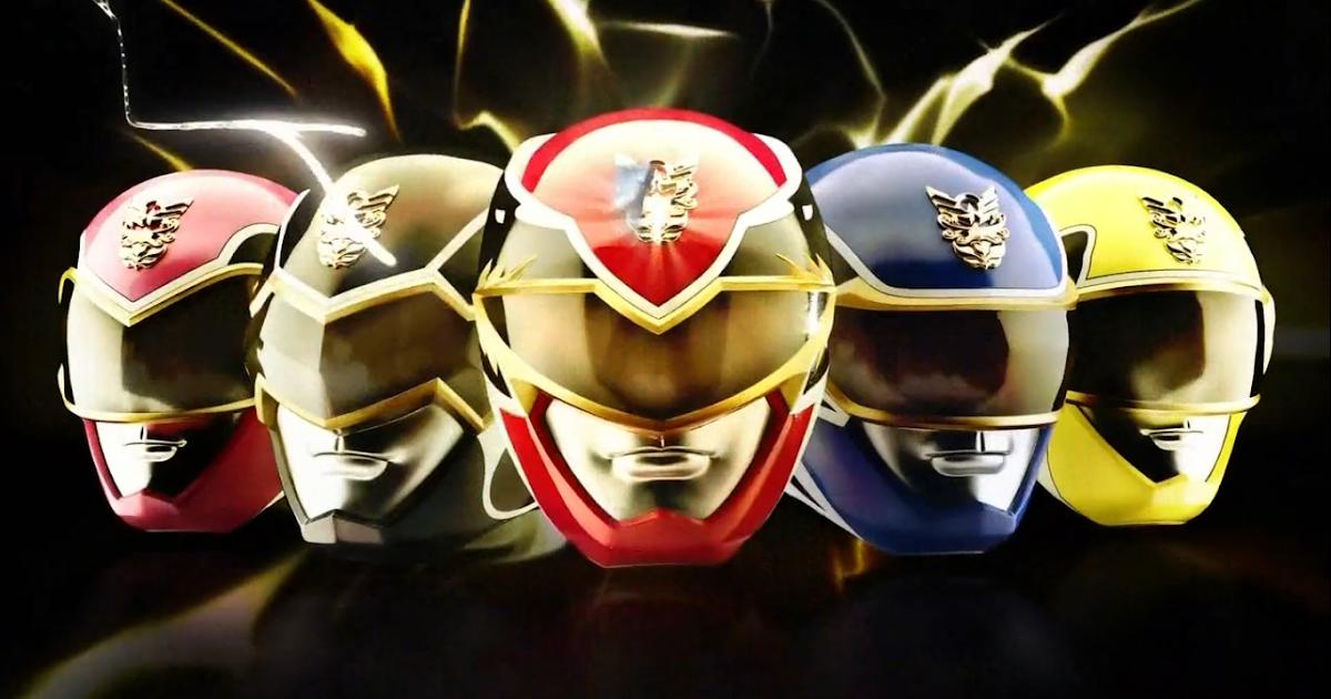 My shiny toy robots first impressions power rangers - Robot power rangers megaforce ...