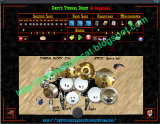 Dany's Virtual Drum